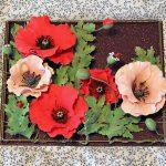 Shadow Box Flowers