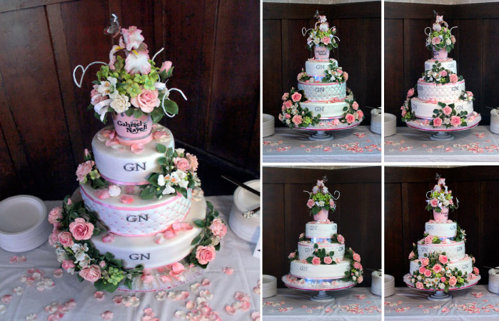 Wedding Cake or Web Site